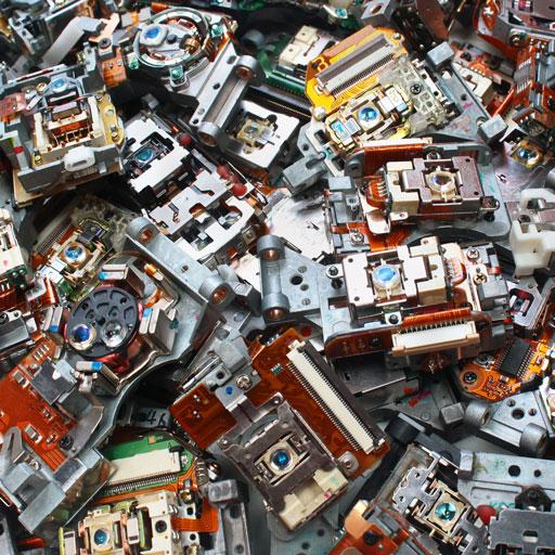 Raccolta, trattamento, riciclo di rifiuti di apparecchiature elettriche ed elettroniche