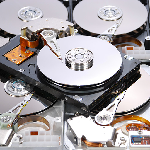 Smaltimento dischi computer ssd, sas e sata
